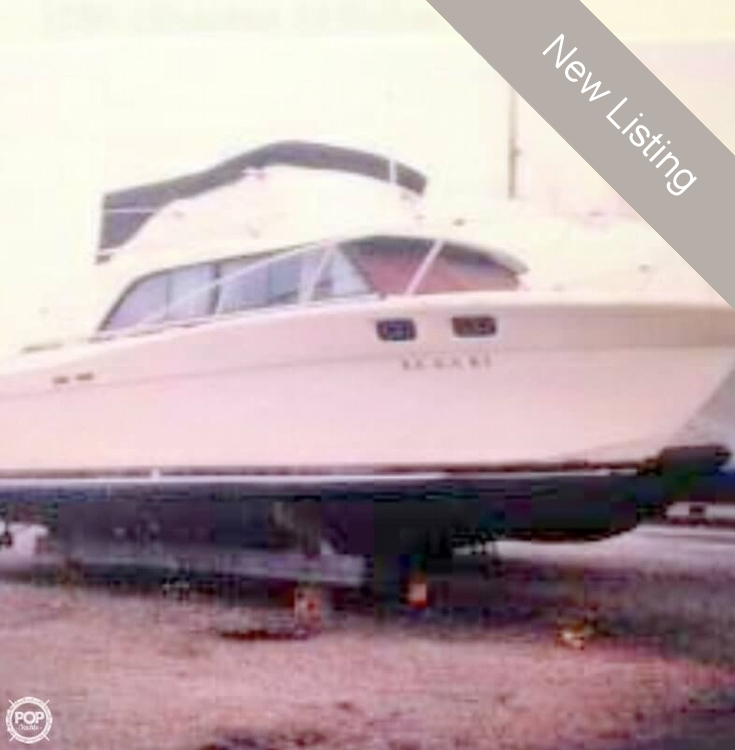 Used Fishing boats For Sale in Ohio by owner | 1980 Silverton 34