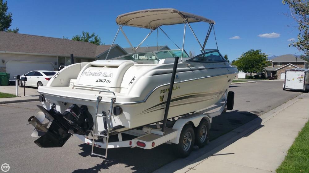 Sold Formula 260 Br Boat In Lehi Ut 080251