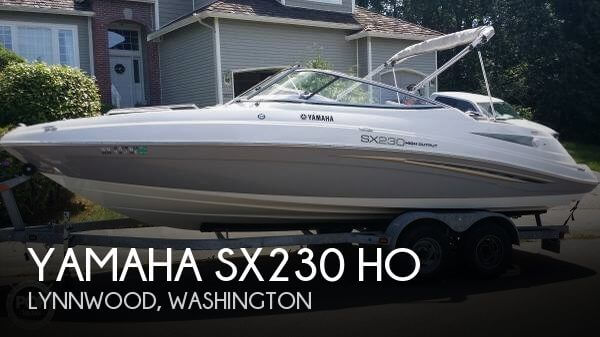 2007 YAMAHA SX230 HO for sale