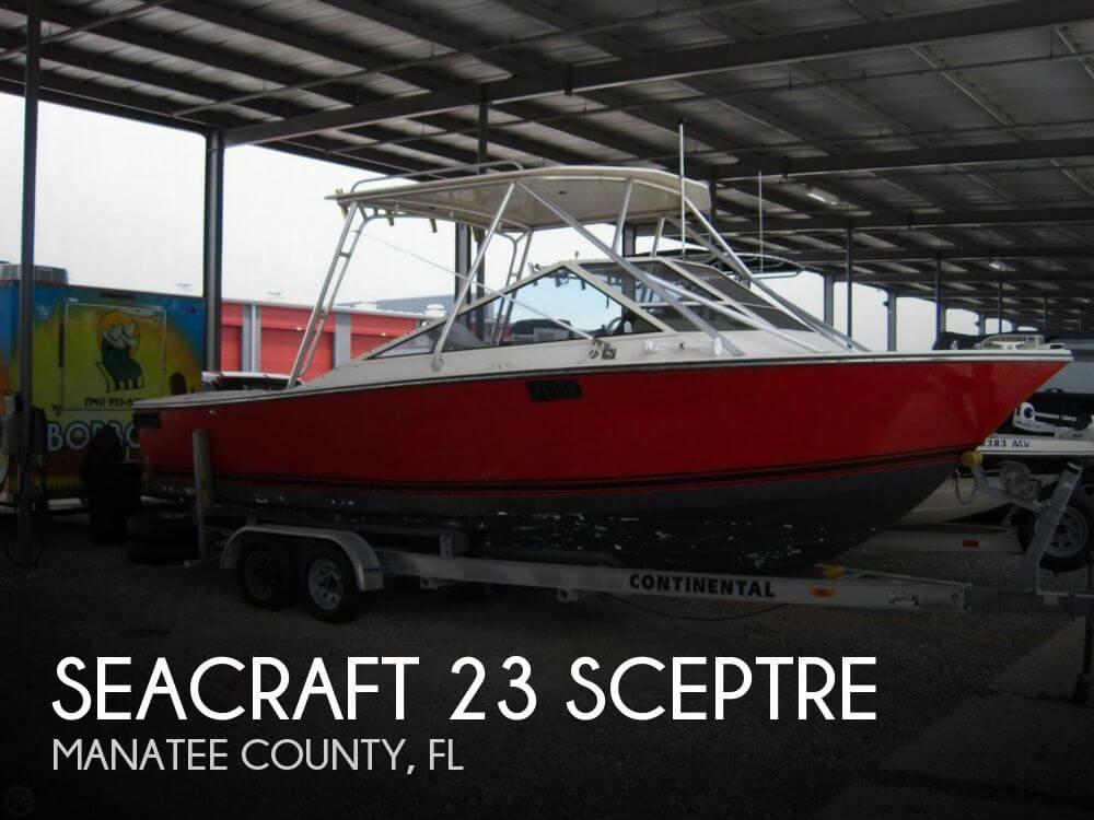 1976 SeaCraft 23 Sceptre - Photo #1