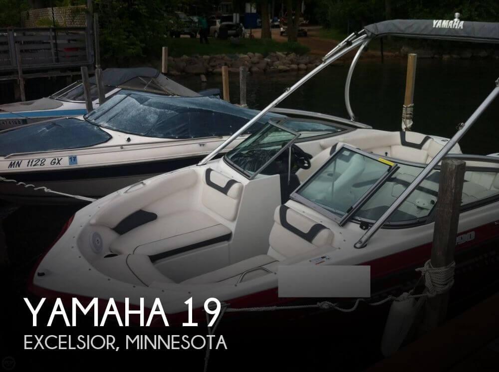 Used Yamaha Outboard Motors Minnesota