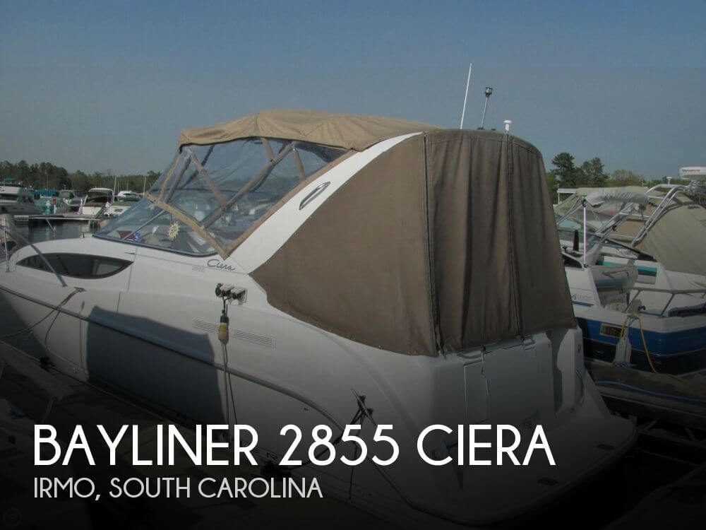 2001 Bayliner 2855 Ciera - Photo #1