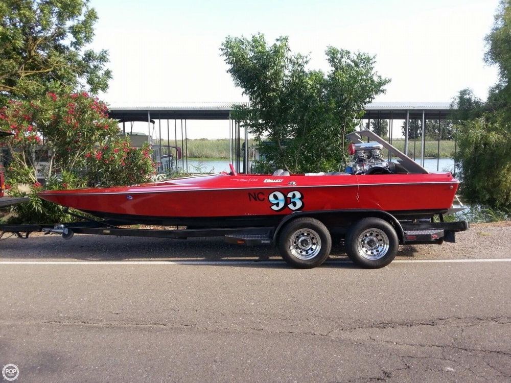 1981 Hallett boat for sale, model of the boat is 20 Mini Day Cruiser SS & Image # 6 of 37