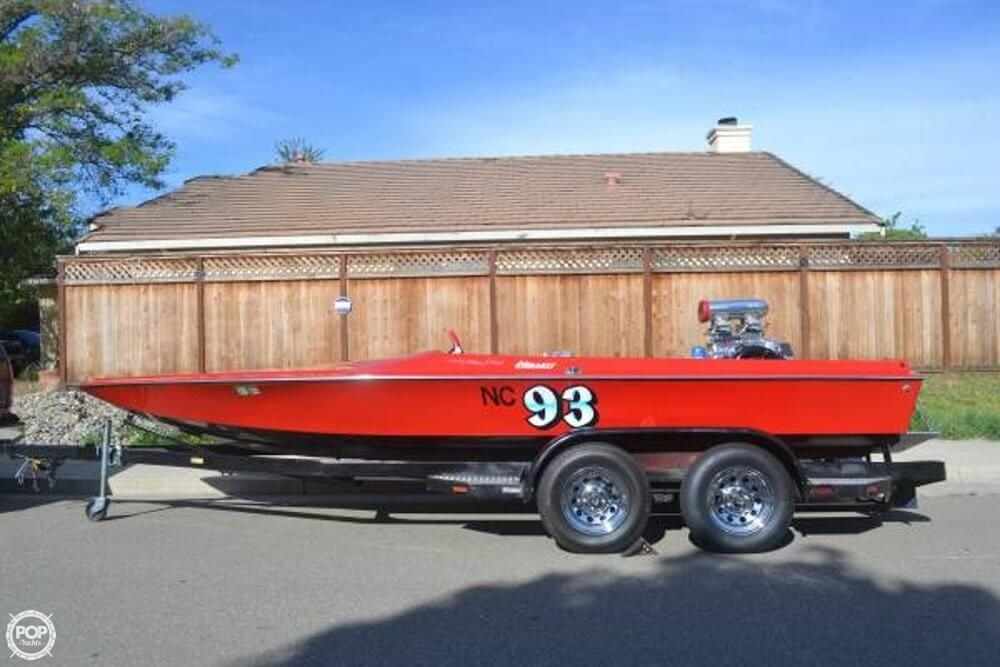 1981 Hallett boat for sale, model of the boat is 20 Mini Day Cruiser SS & Image # 4 of 37