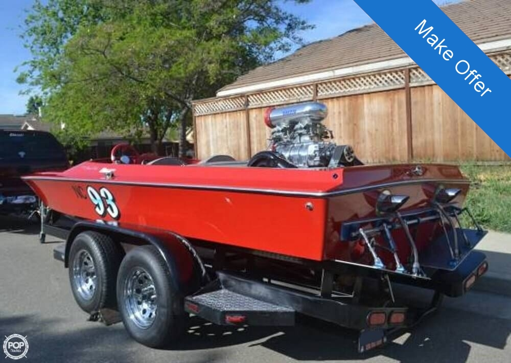 1981 Hallett boat for sale, model of the boat is 20 Mini Day Cruiser SS & Image # 2 of 37