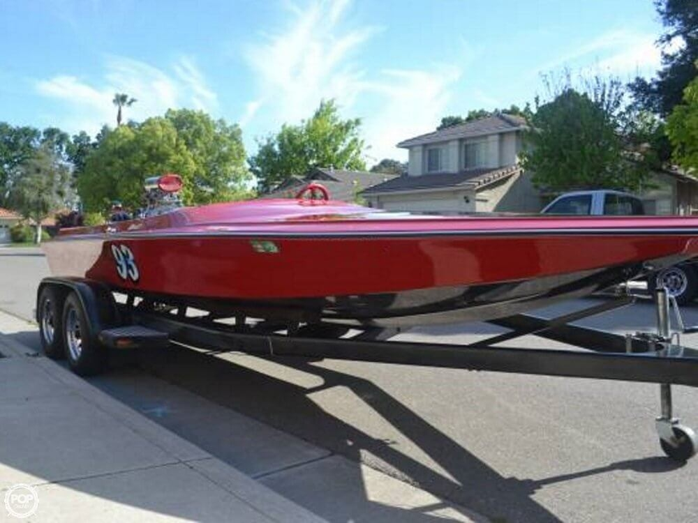 1981 Hallett boat for sale, model of the boat is 20 Mini Day Cruiser SS & Image # 3 of 37