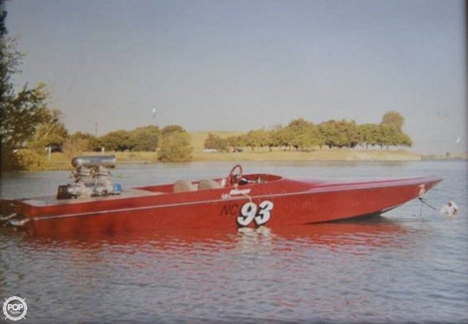 1981 Hallett boat for sale, model of the boat is 20 Mini Day Cruiser SS & Image # 16 of 37