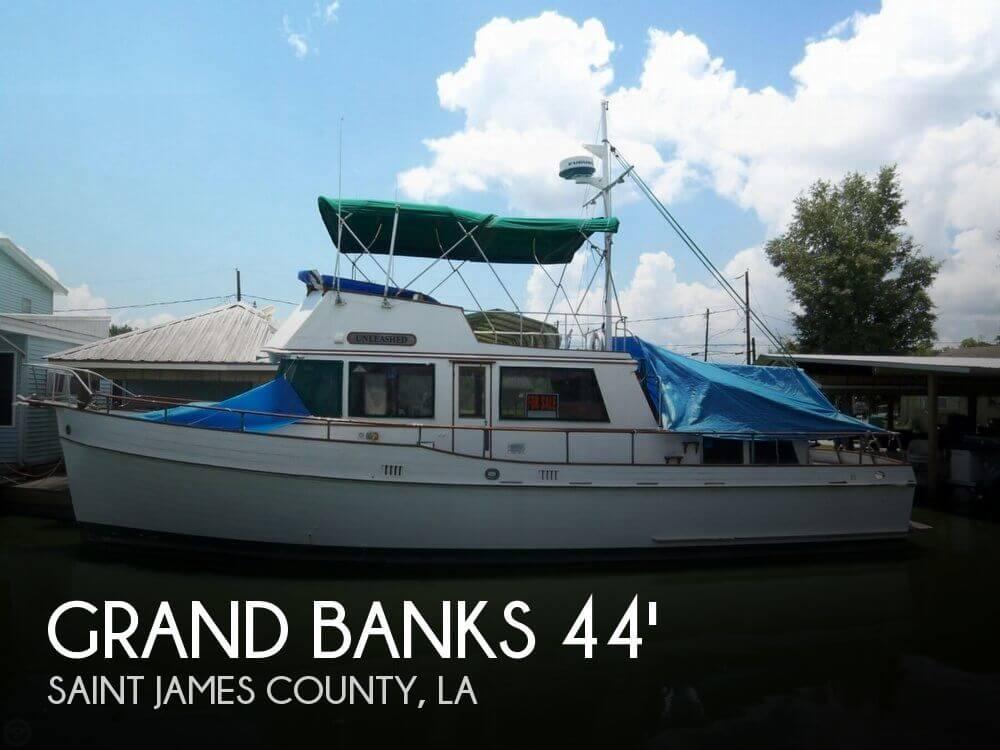 1973 Grand Banks GB 42 Trawler - Photo #1