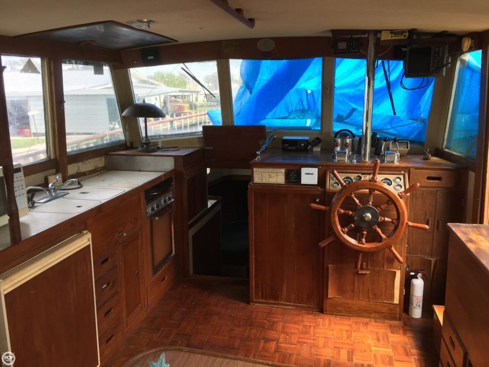 1973 Grand Banks GB 42 Trawler - Photo #3
