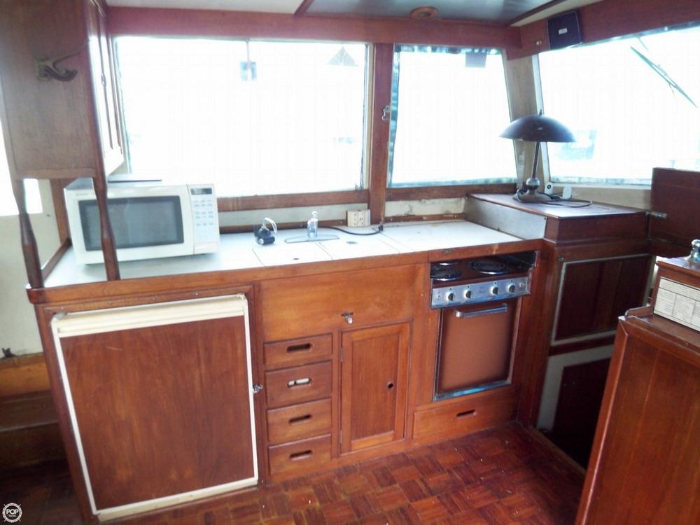 1973 Grand Banks GB 42 Trawler - Photo #4