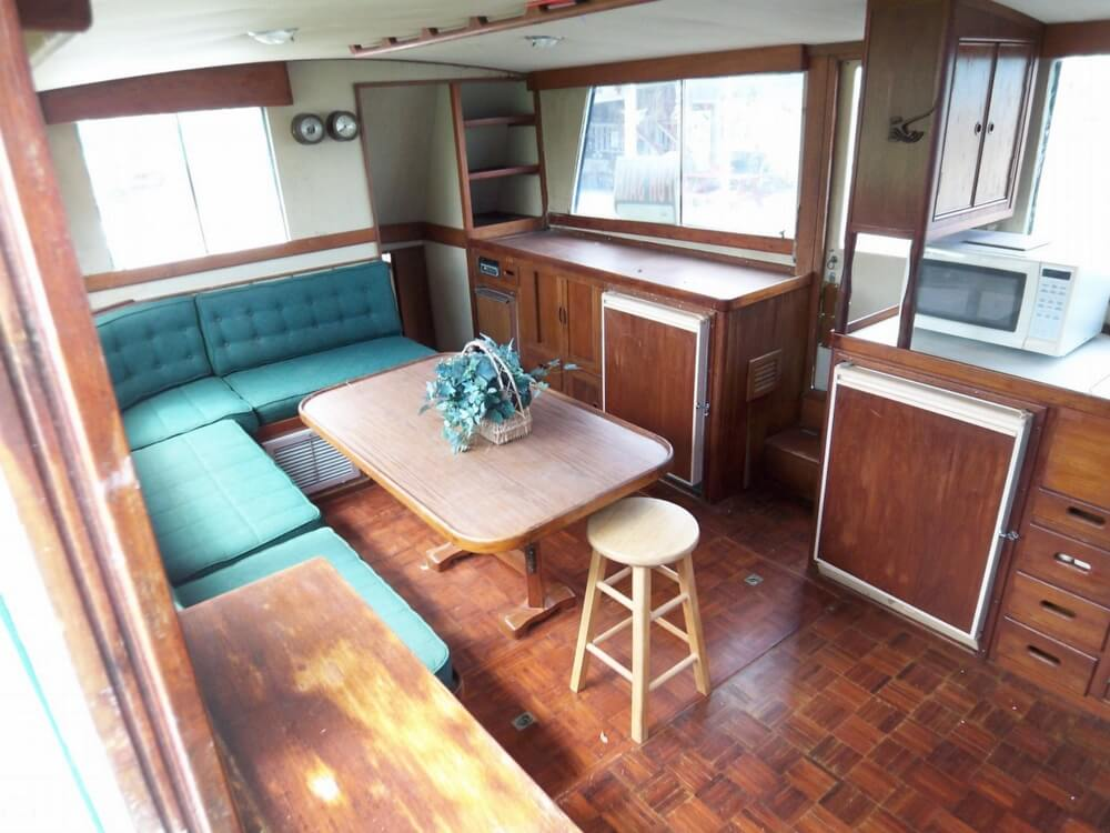 1973 Grand Banks GB 42 Trawler - Photo #7