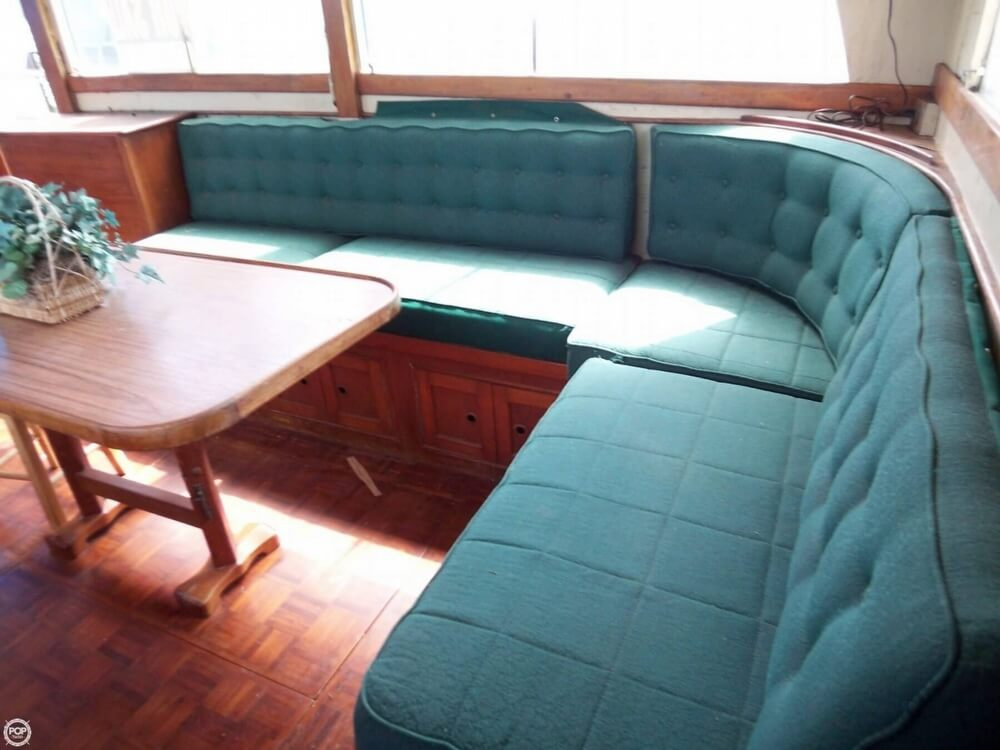 1973 Grand Banks GB 42 Trawler - Photo #8