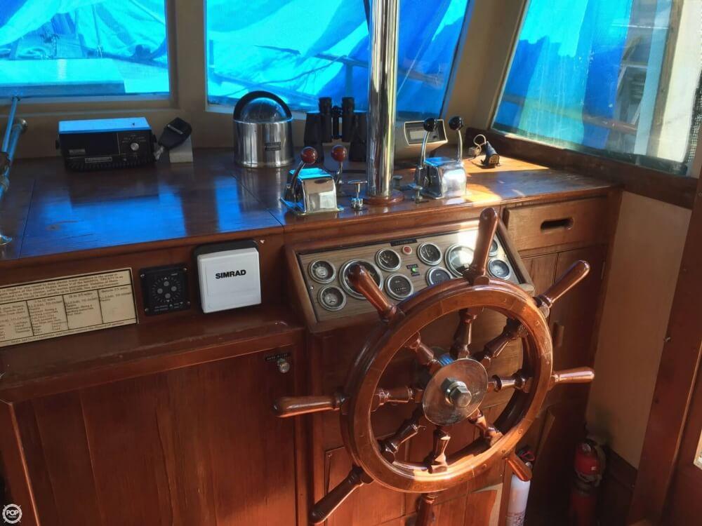 1973 Grand Banks GB 42 Trawler - Photo #9