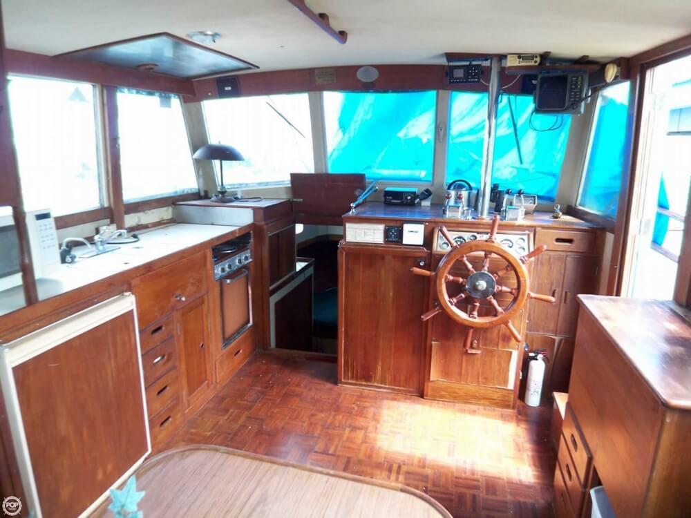 1973 Grand Banks GB 42 Trawler - Photo #17
