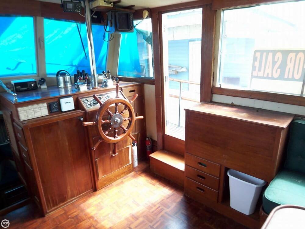 1973 Grand Banks GB 42 Trawler - Photo #18