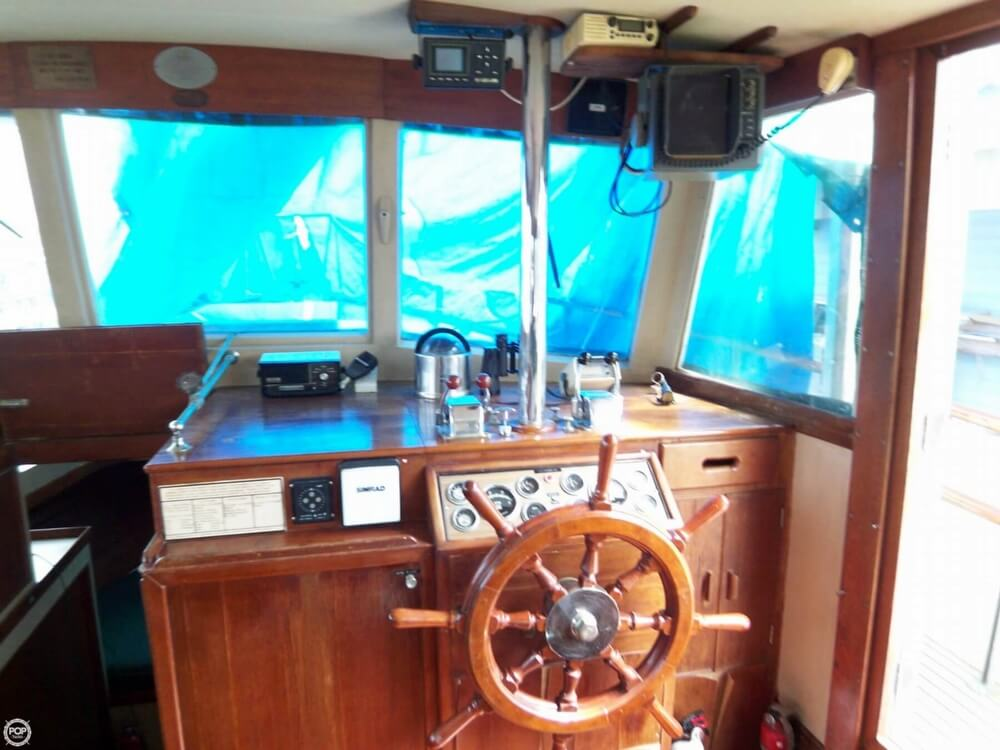 1973 Grand Banks GB 42 Trawler - Photo #19