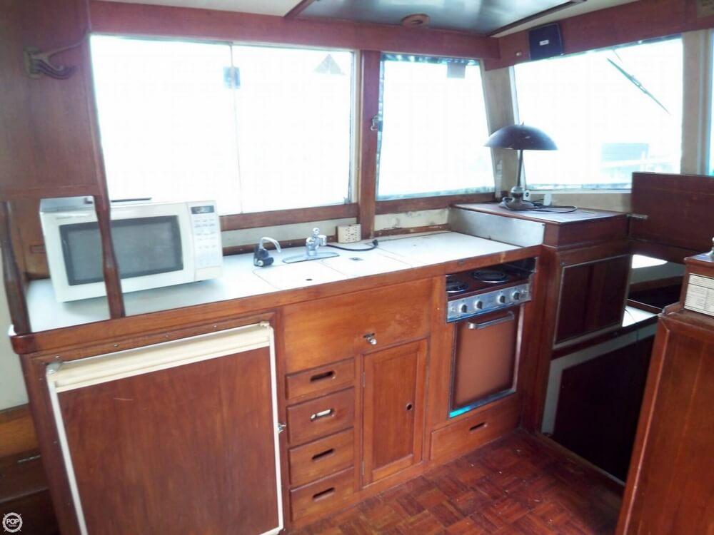 1973 Grand Banks GB 42 Trawler - Photo #20
