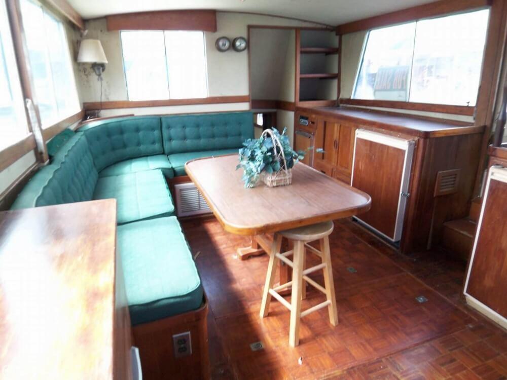 1973 Grand Banks GB 42 Trawler - Photo #23