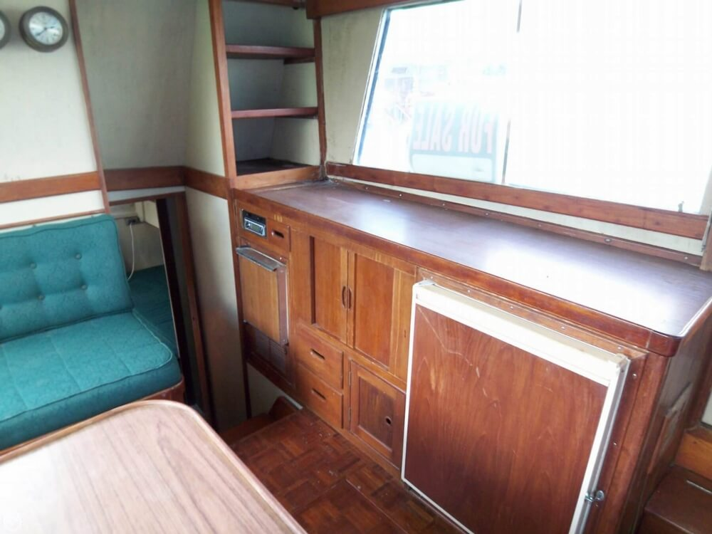 1973 Grand Banks GB 42 Trawler - Photo #24