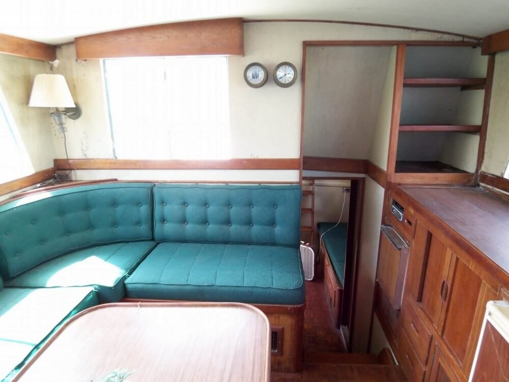 1973 Grand Banks GB 42 Trawler - Photo #36