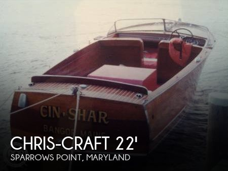 1946 Chris-Craft U22 Sportsman - Photo #1