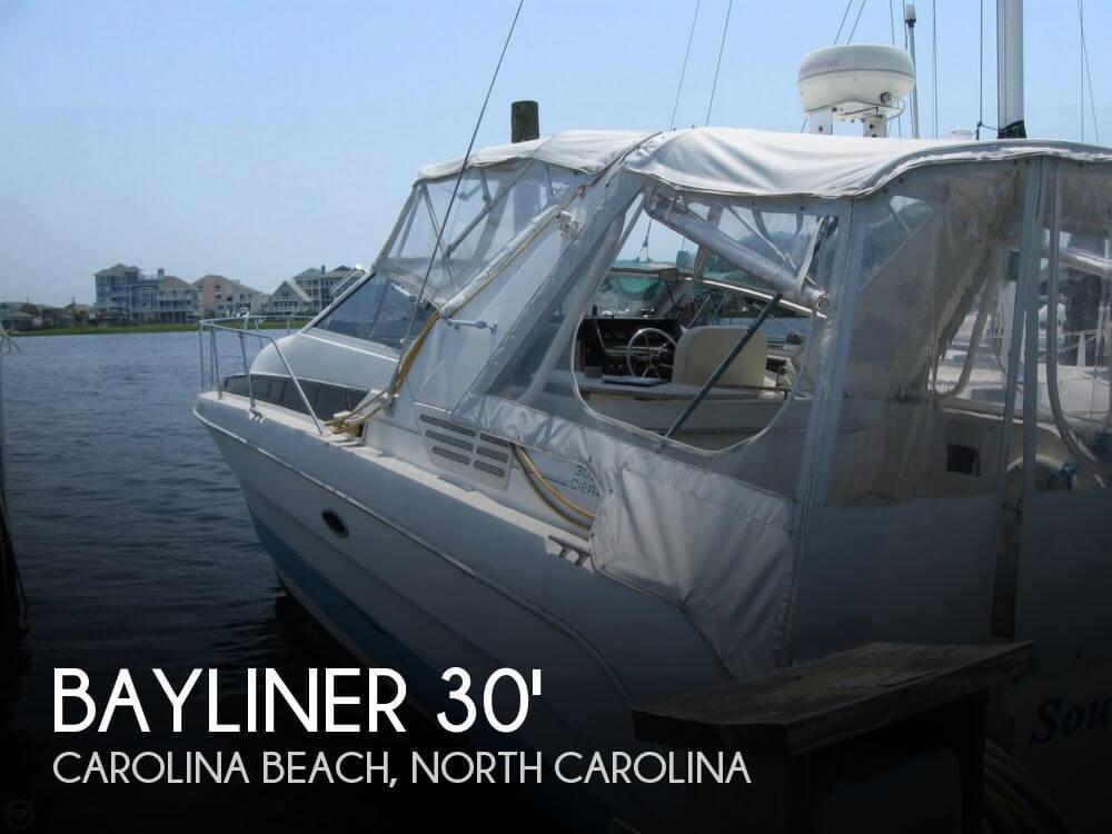 1993 Bayliner 3055 Ciera Sunbridge - Photo #1