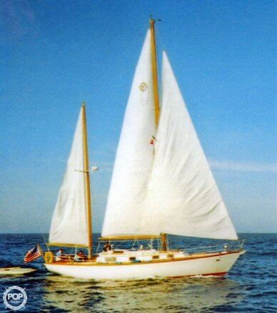 Cheoy Lee 40 Offshore Ketch, 40', for sale - $35,000