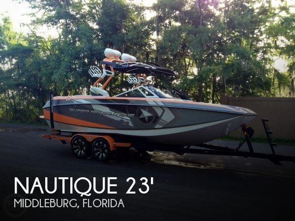 2013 Nautique G23 Super Air Nautique - Photo #1