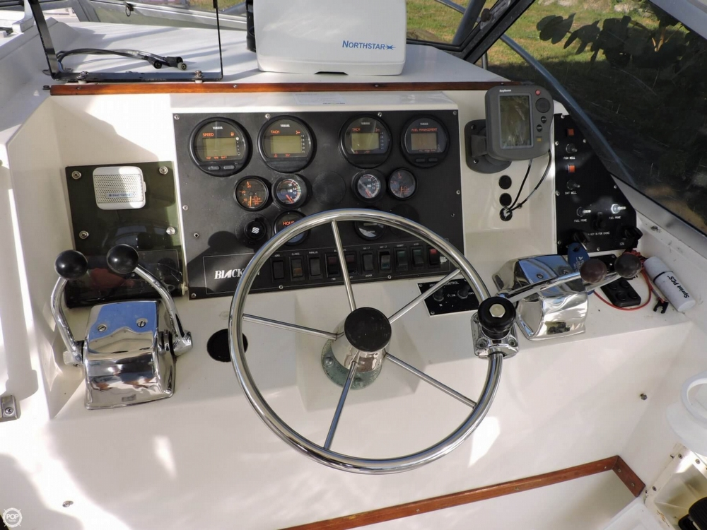 1989 Blackfin 29 Combi - Photo #12