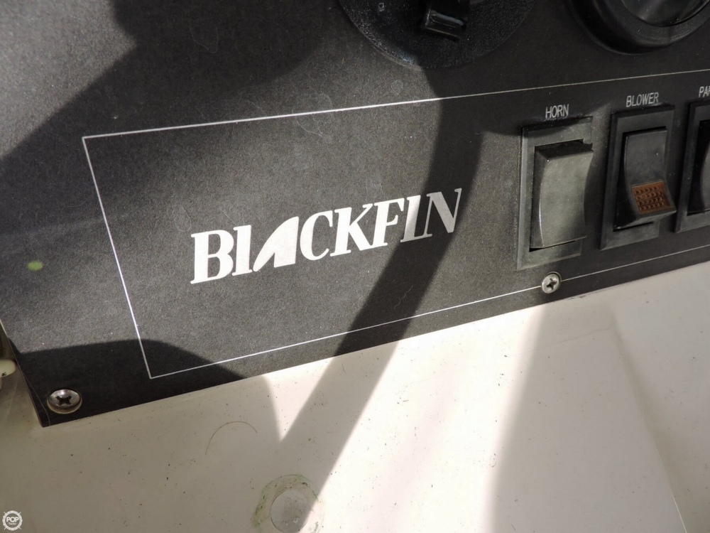 1989 Blackfin 29 Combi - Photo #24