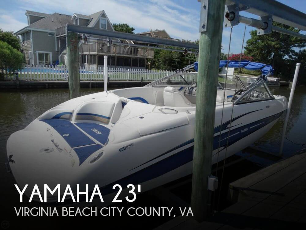 2004 YAMAHA SX230 JET BOAT for sale