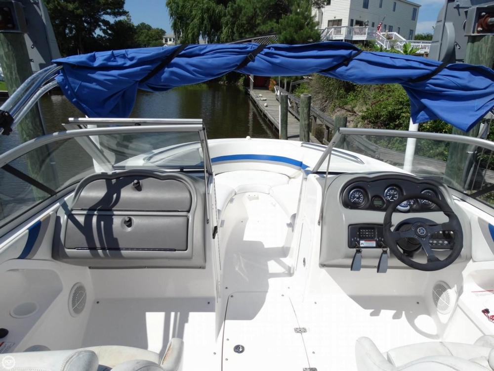 2004 Yamaha SX230 Jet Boat - Photo #6