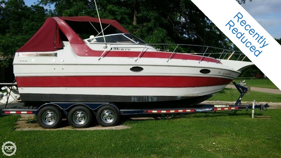 Used Boats For Sale by owner | 1988 Sun Runner 25
