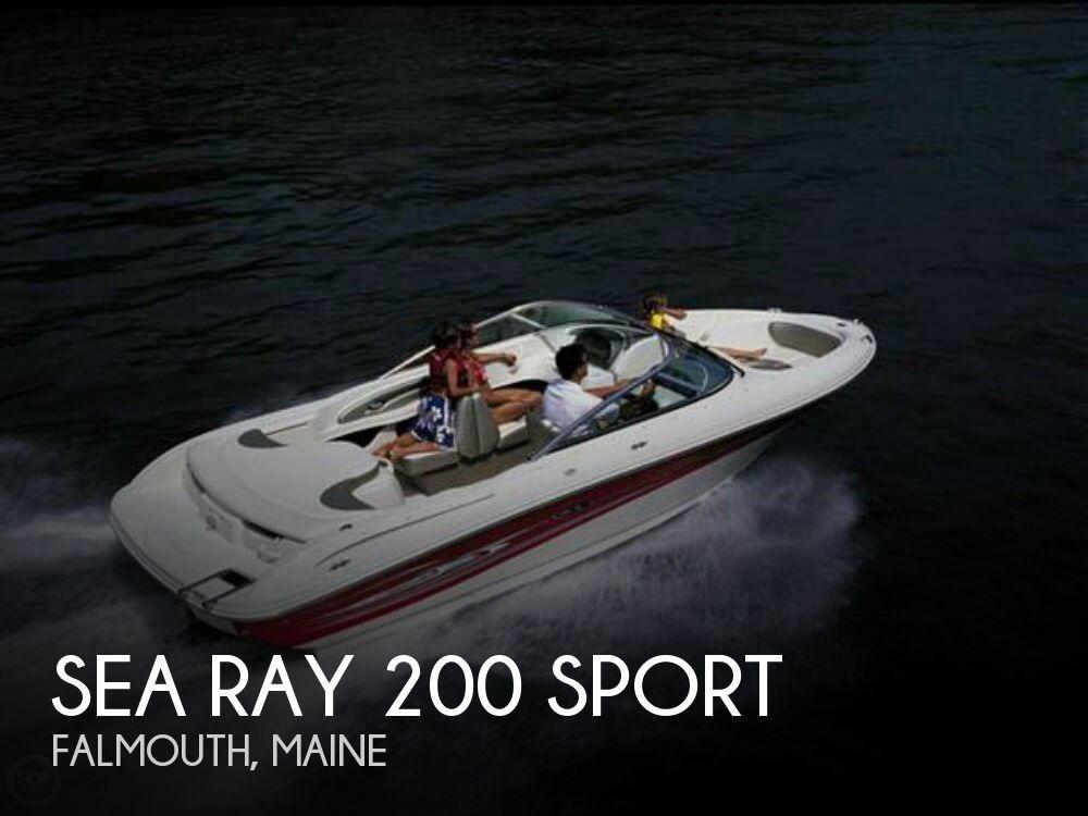 2005 Sea Ray 200 Sport - Photo #1