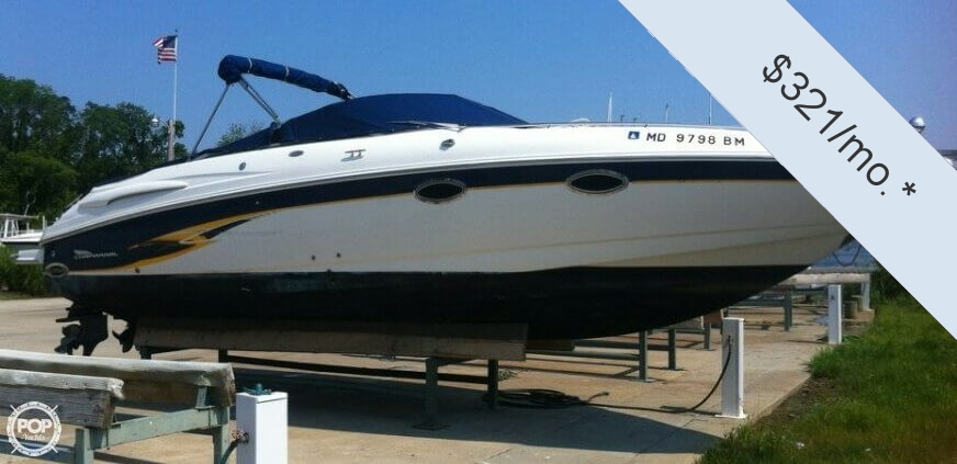 Used Chaparral Boats For Sale in Maryland by owner | 2002 Chaparral 29