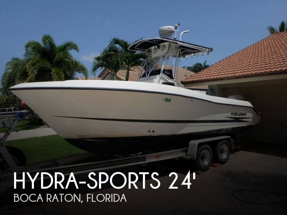 2000 Hydra-Sports 2390 Vector - Photo #1