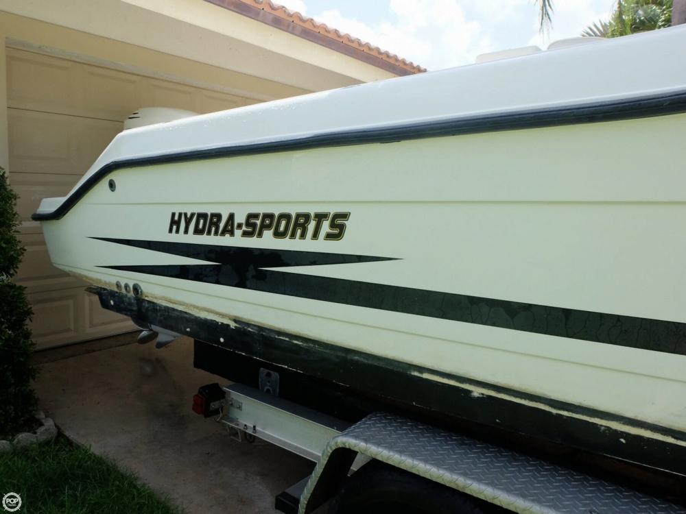 2000 Hydra-Sports 2390 Vector - Photo #35