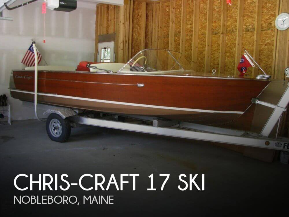 1960 Chris-Craft 17 Ski - Photo #1