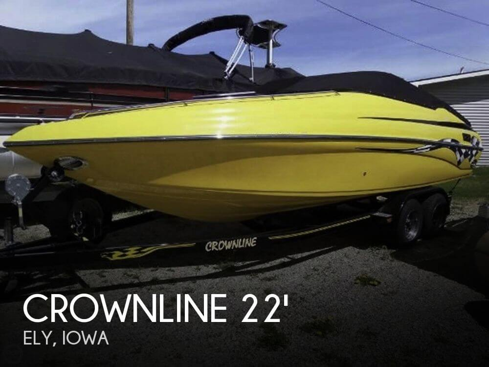 2001 Crownline 230 CCR LTD - Photo #1