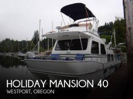 1992 Holiday Mansion Mediterranean Barracuda 40