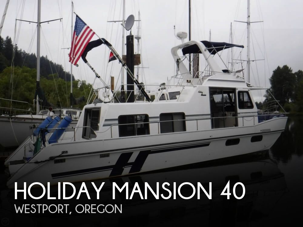 1992 Holiday Mansion Mediterranean Barracuda 40