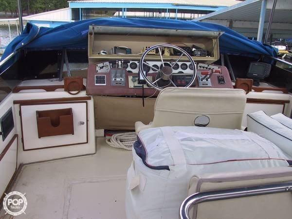 1983 Sea Ray 355 Aft Cabin - Photo #5