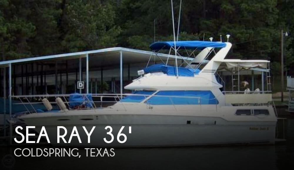 1983 Sea Ray 355 Aft Cabin - Photo #1