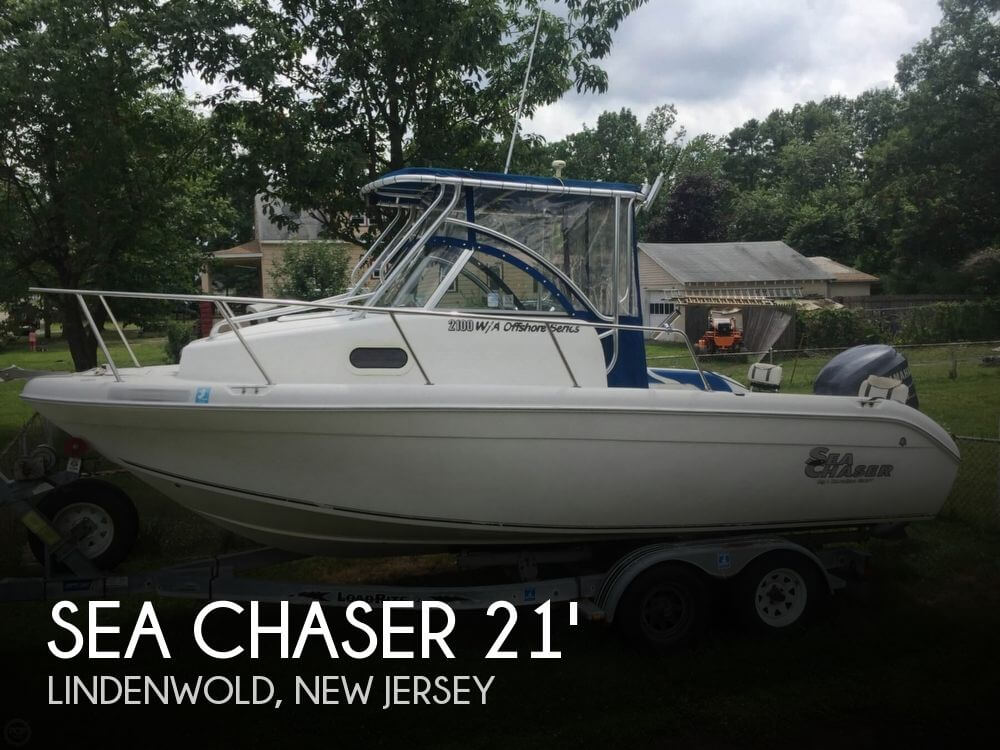 2006 Sea Chaser 2100 Offshore WA - Photo #1