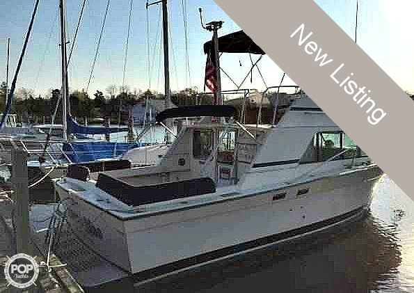 1979 Silverton 32 Fishing Boat For Sale In Captree Is Ny
