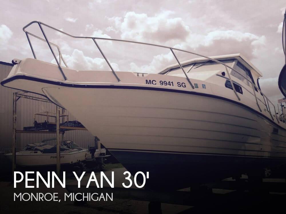 1997 Penn Yan 305 Rampage - Photo #1