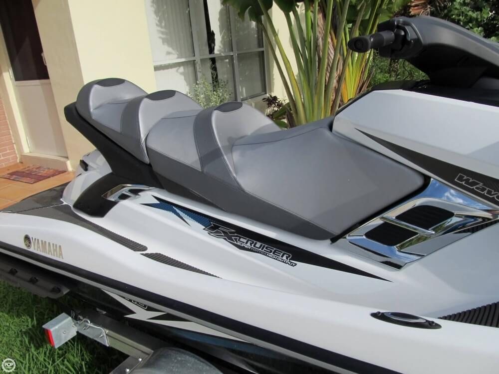 2015 Yamaha Waverunner FX SVHO Cruiser - Photo #4