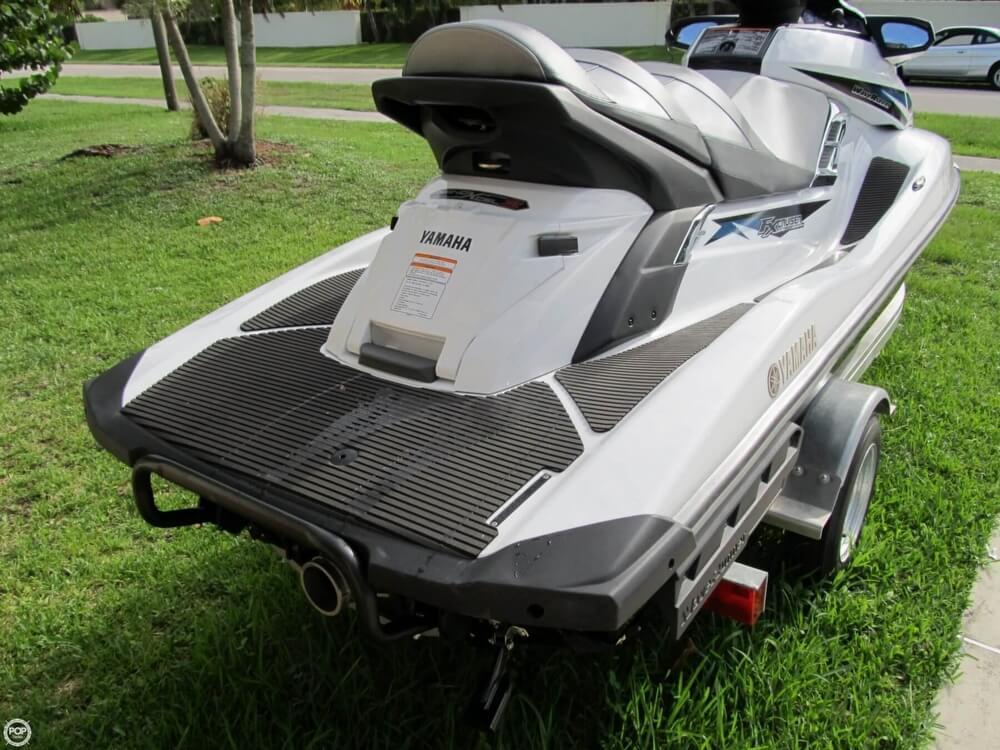 2015 Yamaha Waverunner FX SVHO Cruiser - Photo #5