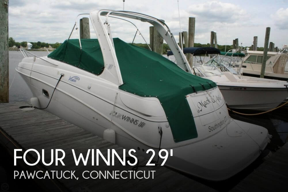 2005 FOUR WINNS 288 VISTA for sale