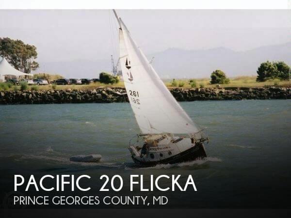 1979 Pacific Seacraft 20 Flicka - Photo #1